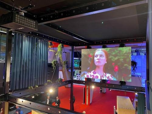 LED Display Exhibition