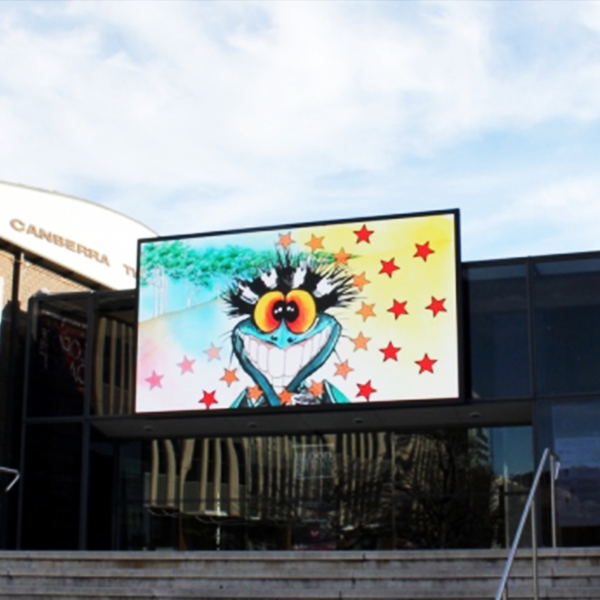 Advantages of outdoor digital LED display in advertising