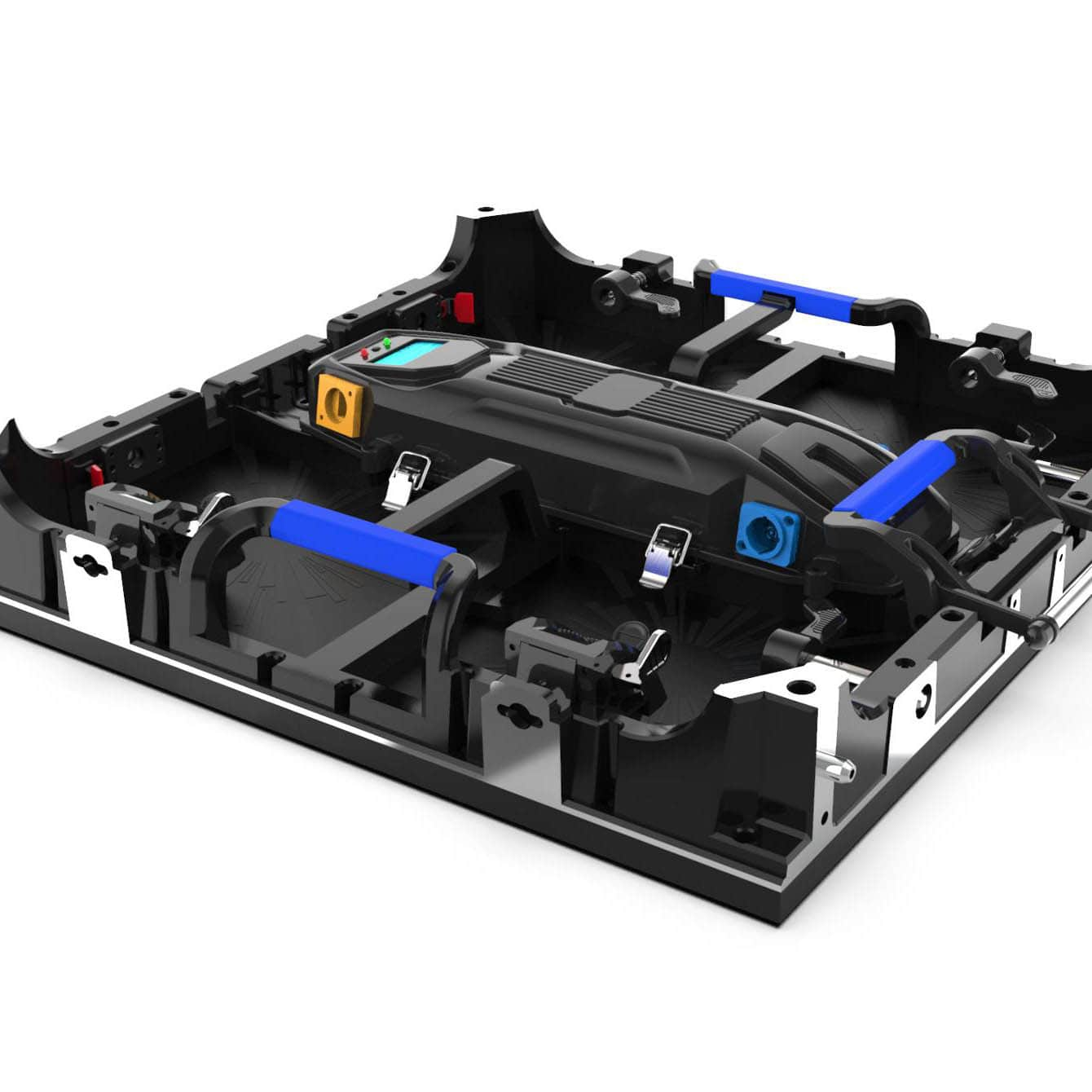 Technology | What are the LED display rental boxes(1)