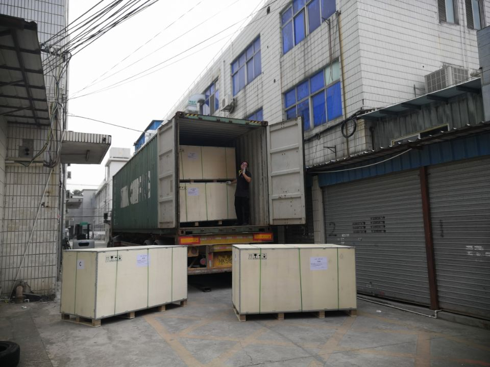 U.S. 169 square meter truck LED screen shipments