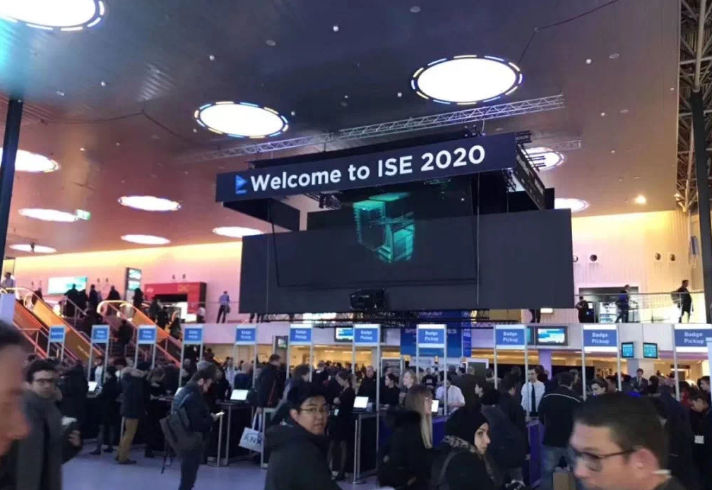 A closer look at 2020ISE: domestic LED screen companies are going global