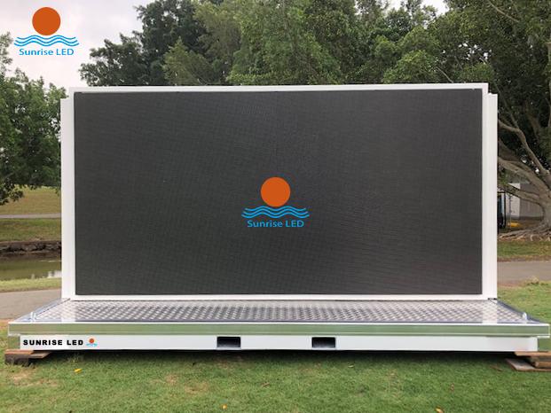 trailer screen